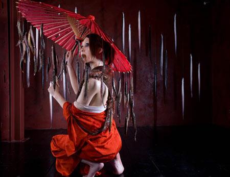 Des photographes, peintres, ou artistes en tout genre a faire decouvrir ? (ou sur qui discuter.. ) ? ?  DaikichiAmano