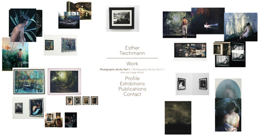 Conscientious Extended | Examples of Photography Content Management on the Web